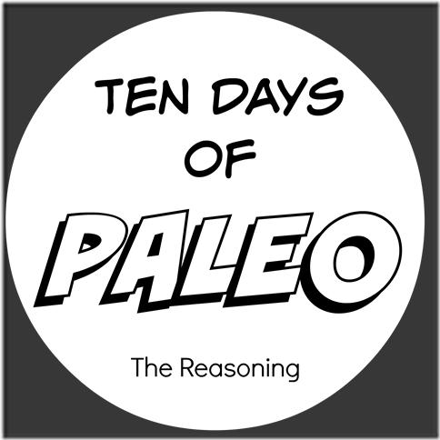 10 days of paleo