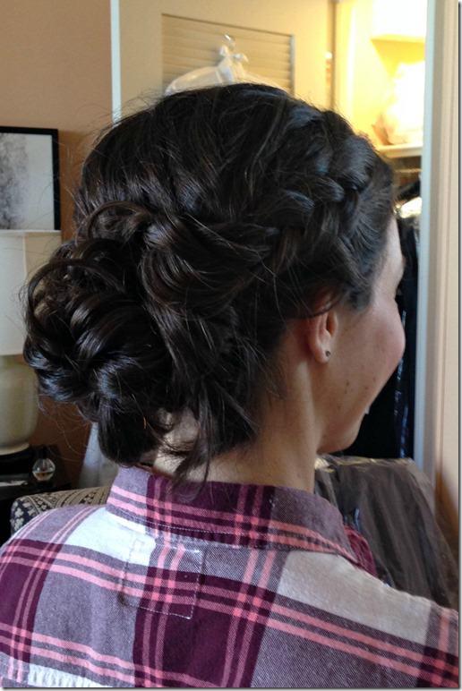 3 hair