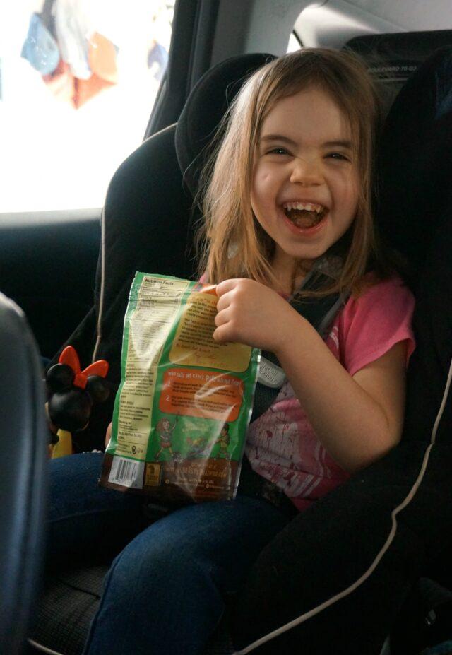 bitsy's brain food- preschooler approved