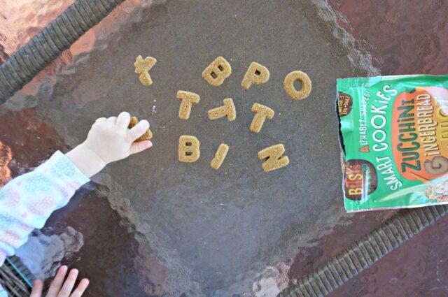 bitsy's brain food- zucchini gingerbread