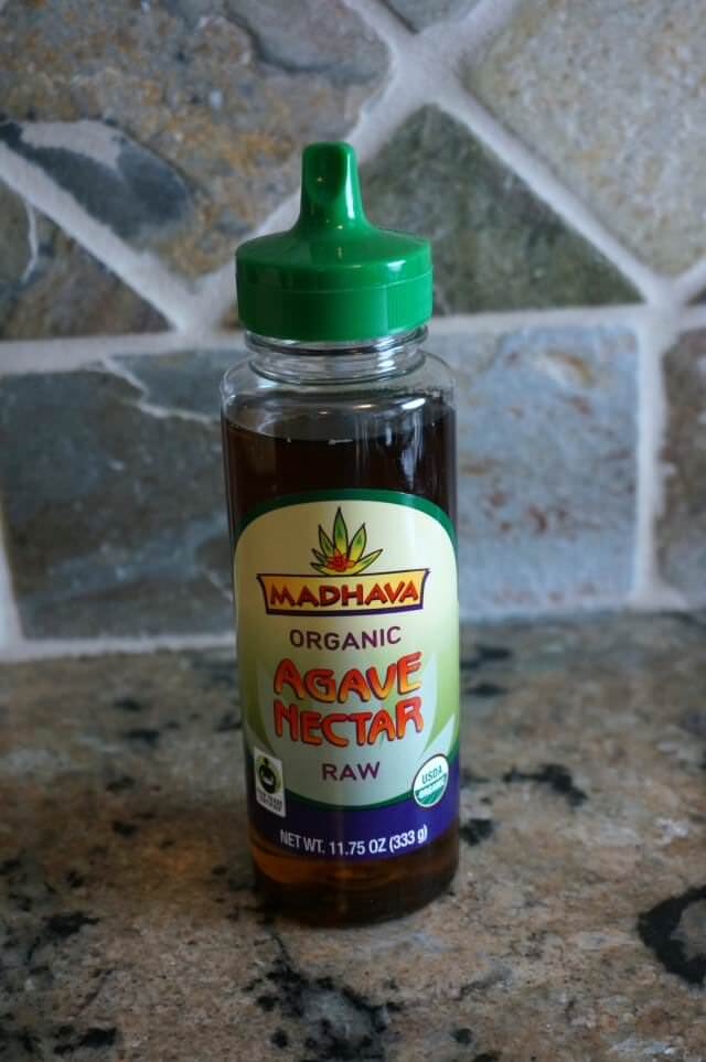 counter top health favorites- agave