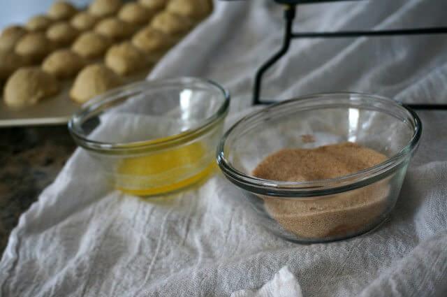 vanilla cinnamon apple puffs- 2