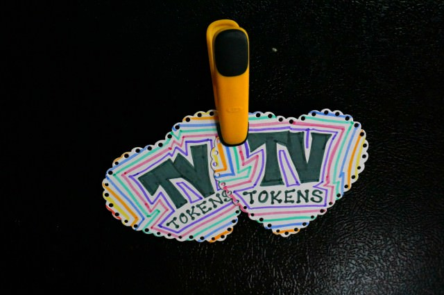TV tokens- preschool TV solution