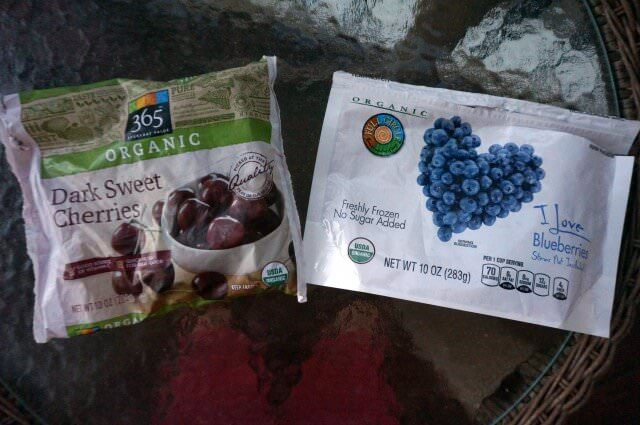 frozen fruit for babies