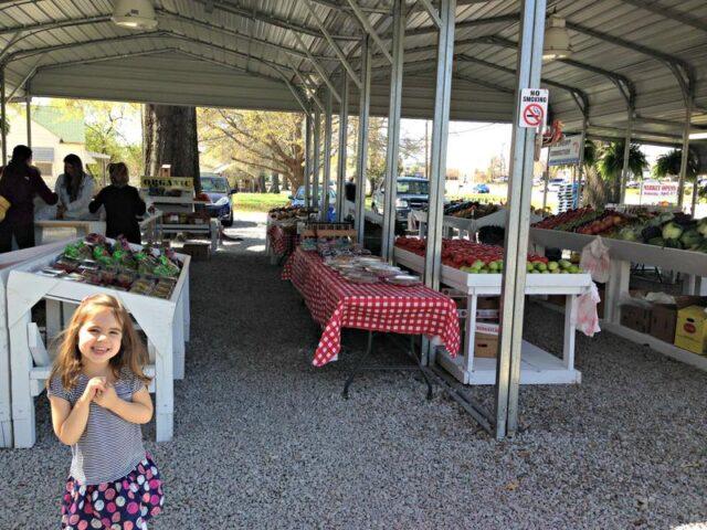 josh's farmers market