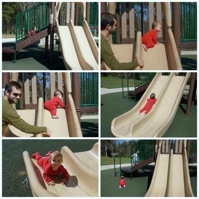 kaitlyn slides 10 months