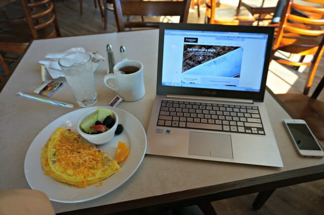 sun up cafe