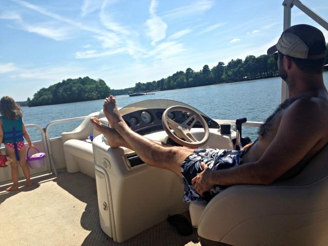 fathers day lake