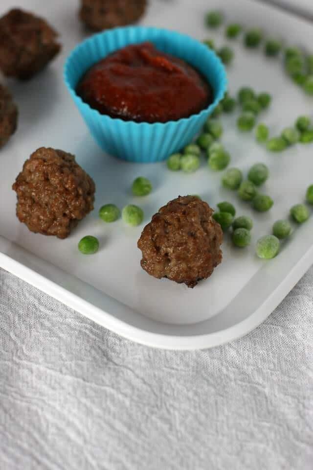 meatballs for babies