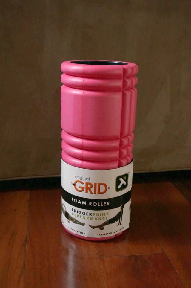original grid foam roller