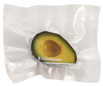 vacuum seal avocado