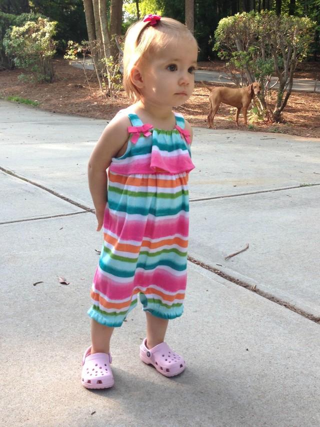 Kaitlyn 14 months- 1