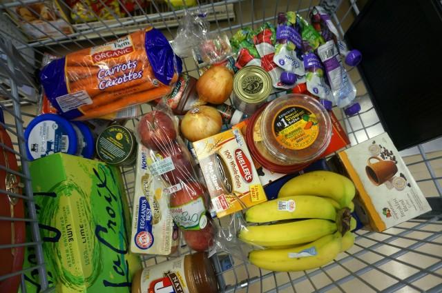 food lion cart