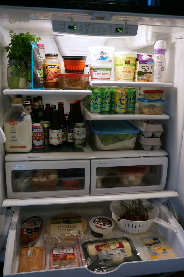 fridge tour