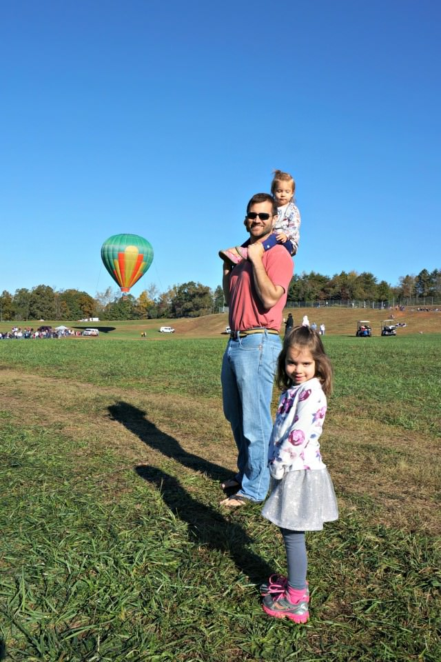 Carolina Balloon Fest- Statesville- 1