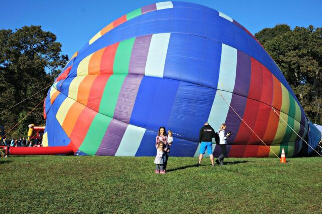 Carolina Balloon Fest- Statesville- 2