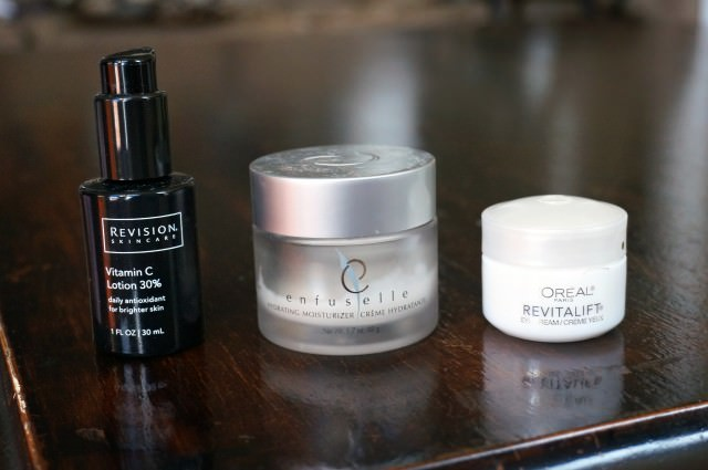 current skin products