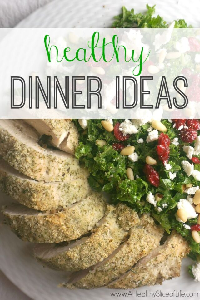 healthy dinner ideas