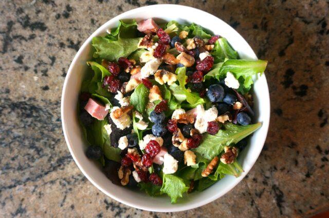 random salad bowl