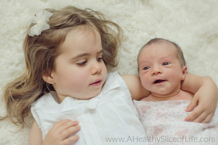 advice for bringing home baby #2