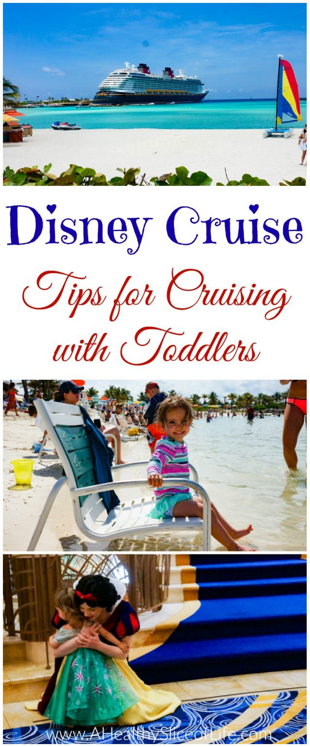 disney cruise tips for toddlers