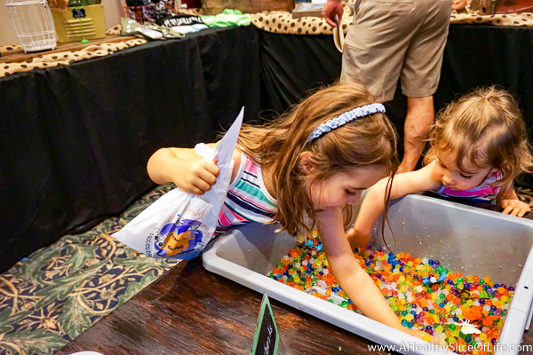 Water Beads for Sensory