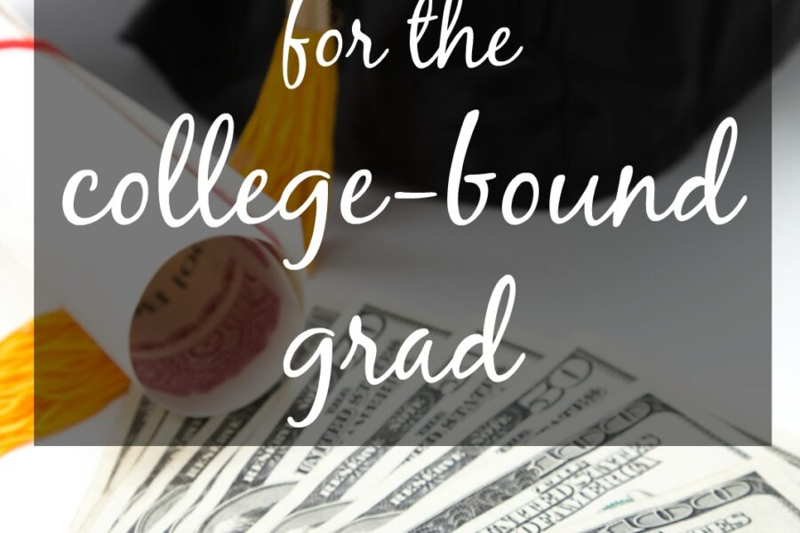 money advice for college students
