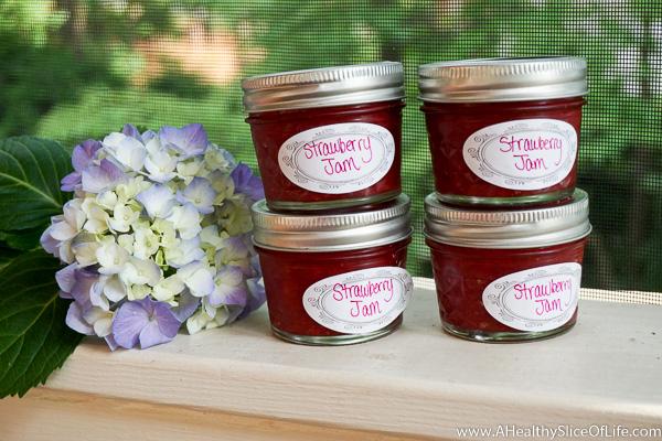 strawberry jam bread machine-2