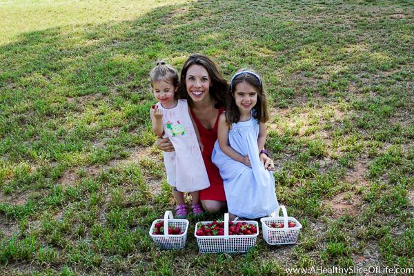 strawberry picking-2