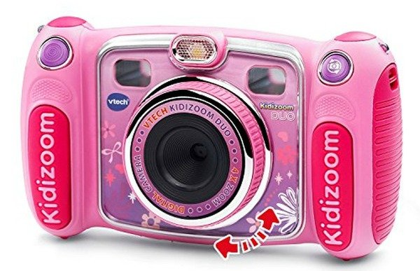 gift ideas for 5 year old girls camera