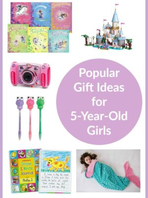 gift ideas 5 year old girl