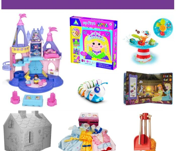 great gifts for two year old girls