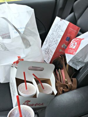 drive through chick-fil-a