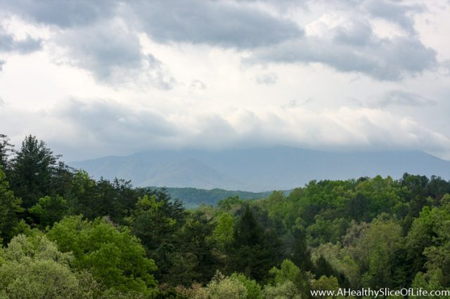 pigeon forge mountains