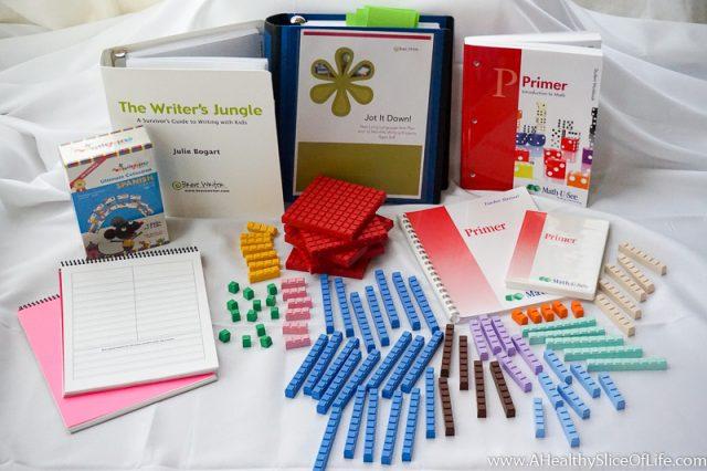 kindergarten (k/1) homeschool curriculum