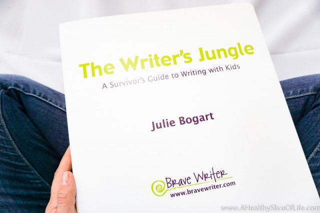 Brave Writer- The Writer's Jungle