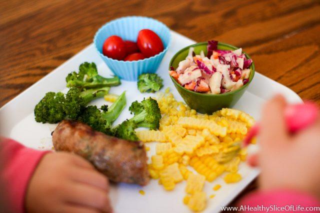 brats dinner for kids