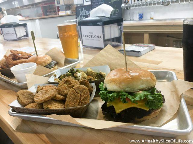 Barcelona Burger and Beer Garden