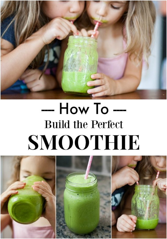how to build a better smoothie
