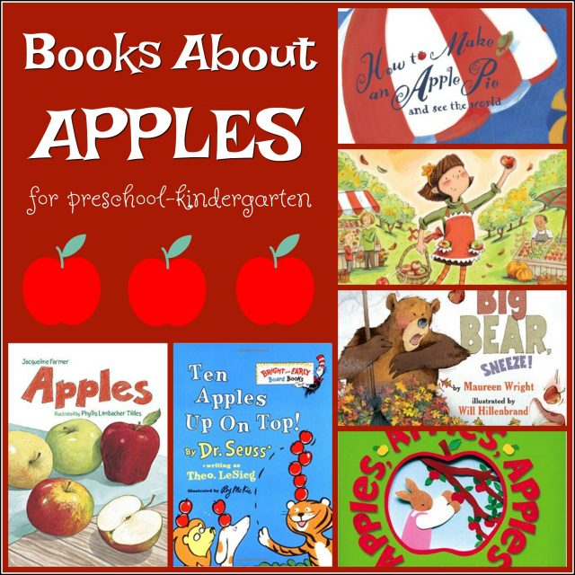 unit study apple books