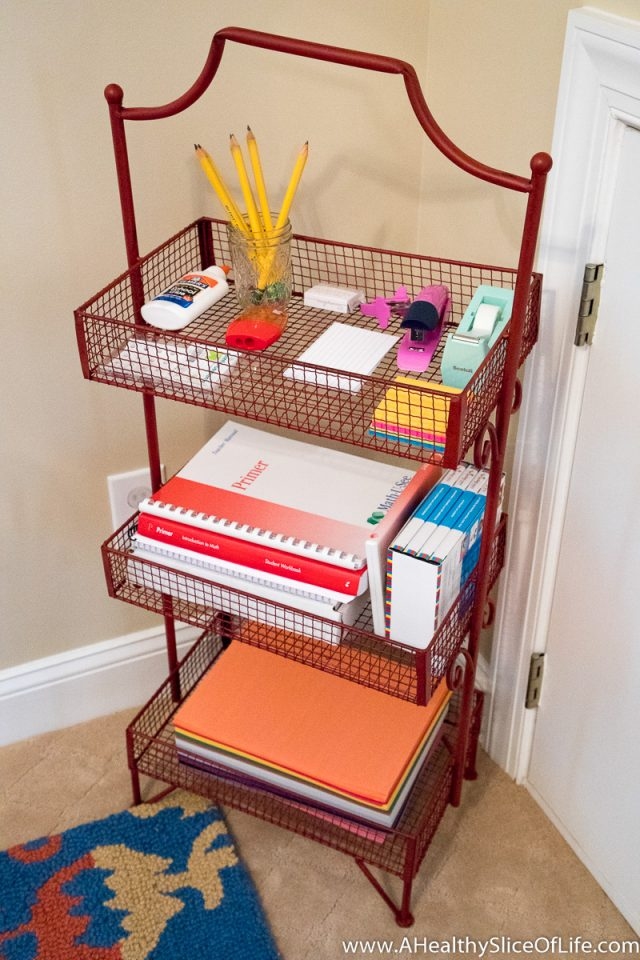 homeschool kindergarten supplies