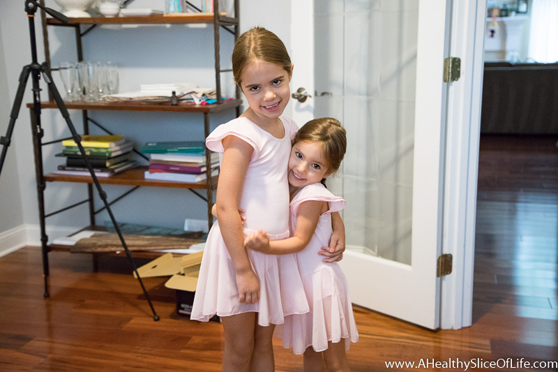 ballet sisters