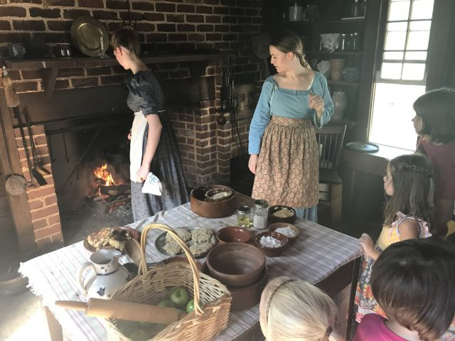 latta plantation homeschool day