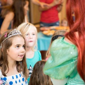 enchanted elegance Ariel