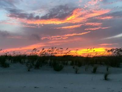 a week getaway to Bald Head Island