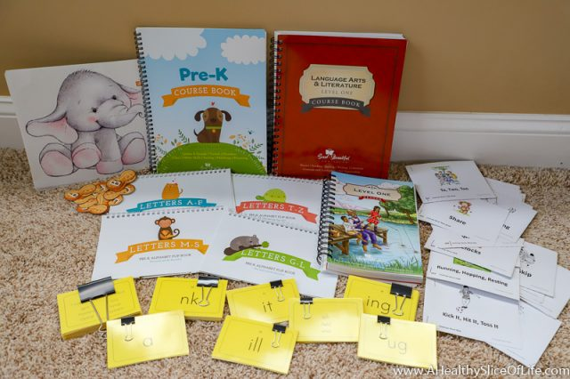 Homeschooling First Grade Our Curriculum And Plans For The Year A Healthy Slice Of Life