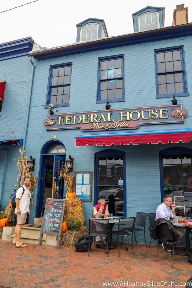 The Federal House Annapolis MD