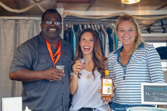 Annapolis Boat Show 2018 Bitter End Rambler