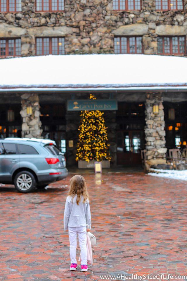 December Grove Park Inn