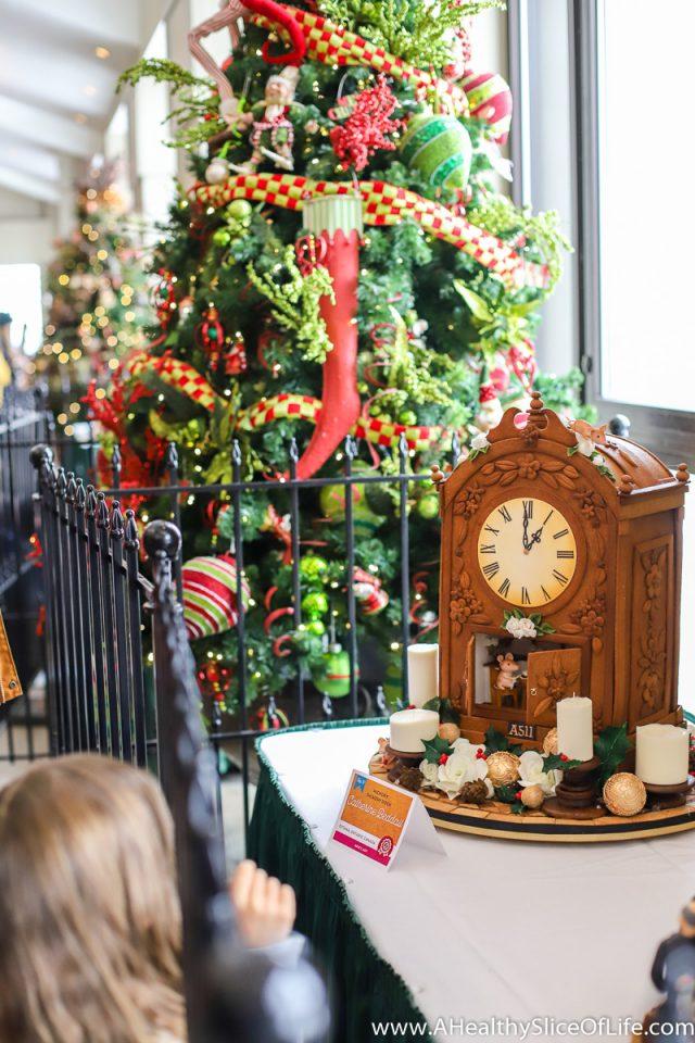 December Grove Park Inn gingerbread competition
